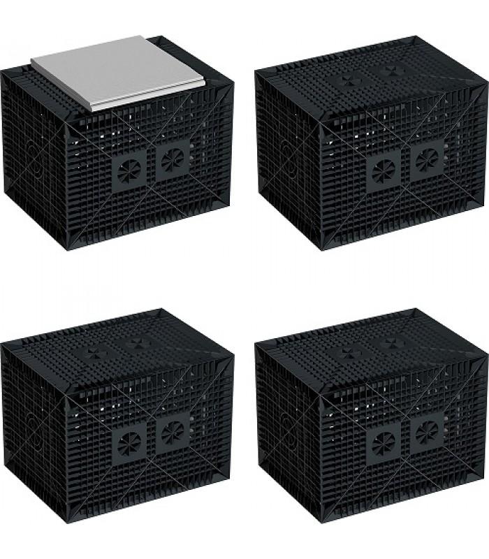 Sickerbox - Set 1120 Liter incl. Vlies