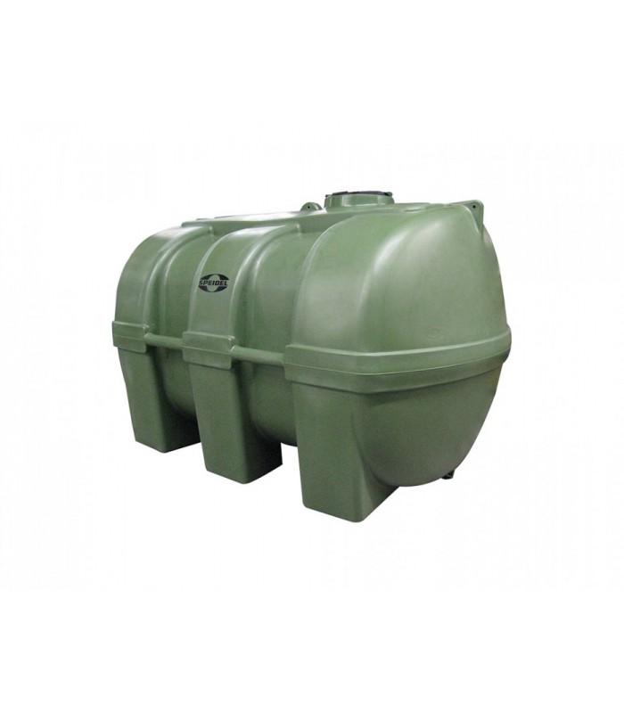 Speidel Vielzweckfass 8000 Liter grün