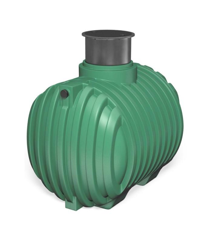 Regenwassertank Garten 4700 Liter