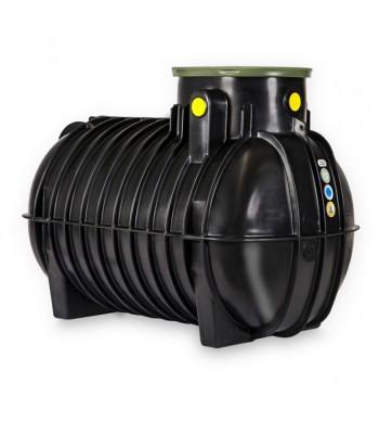 Speidel Abwasser Sickersaftbehälter 2000 Liter